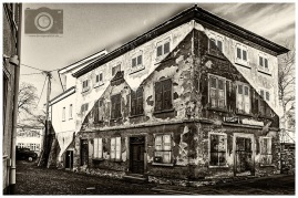 Westhofen, Kirche, Kirchturm, Kette