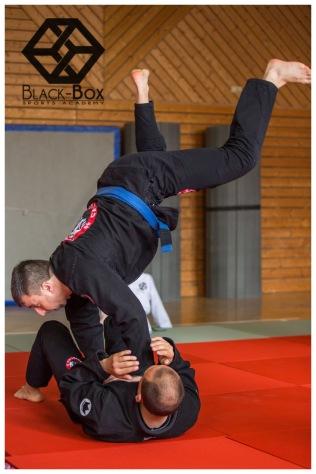 Brazilian Jiu-Jitsu meets Black-Box Sports Academy